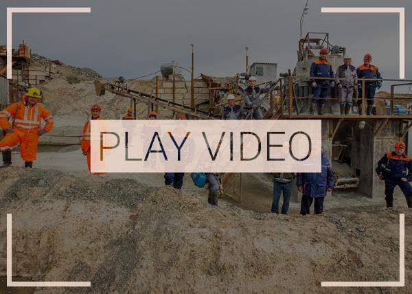 KM GOLD INC, gold mining company