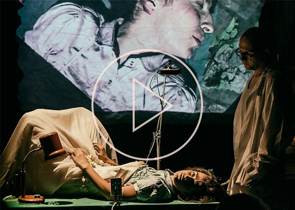 Eeeny meeny miny moe, Ехал Грека через реку, Art&Shock, theatre, play, trailer