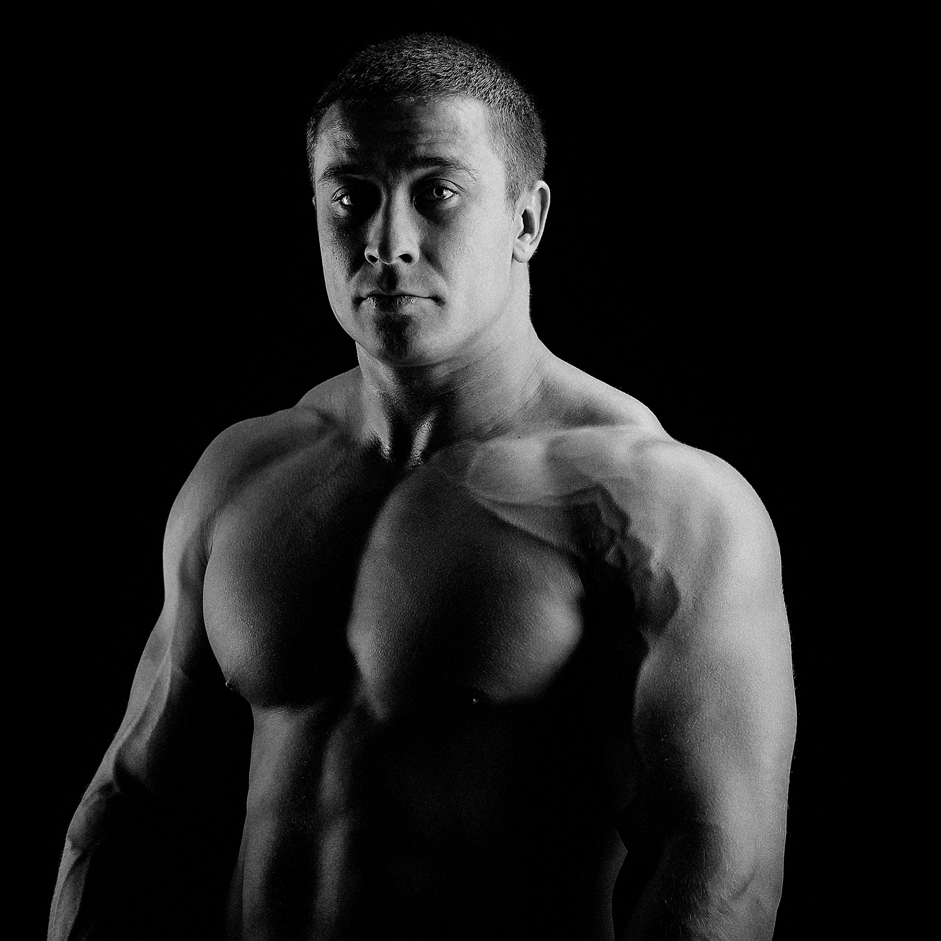 Stas Gridyayev, bodybuilder