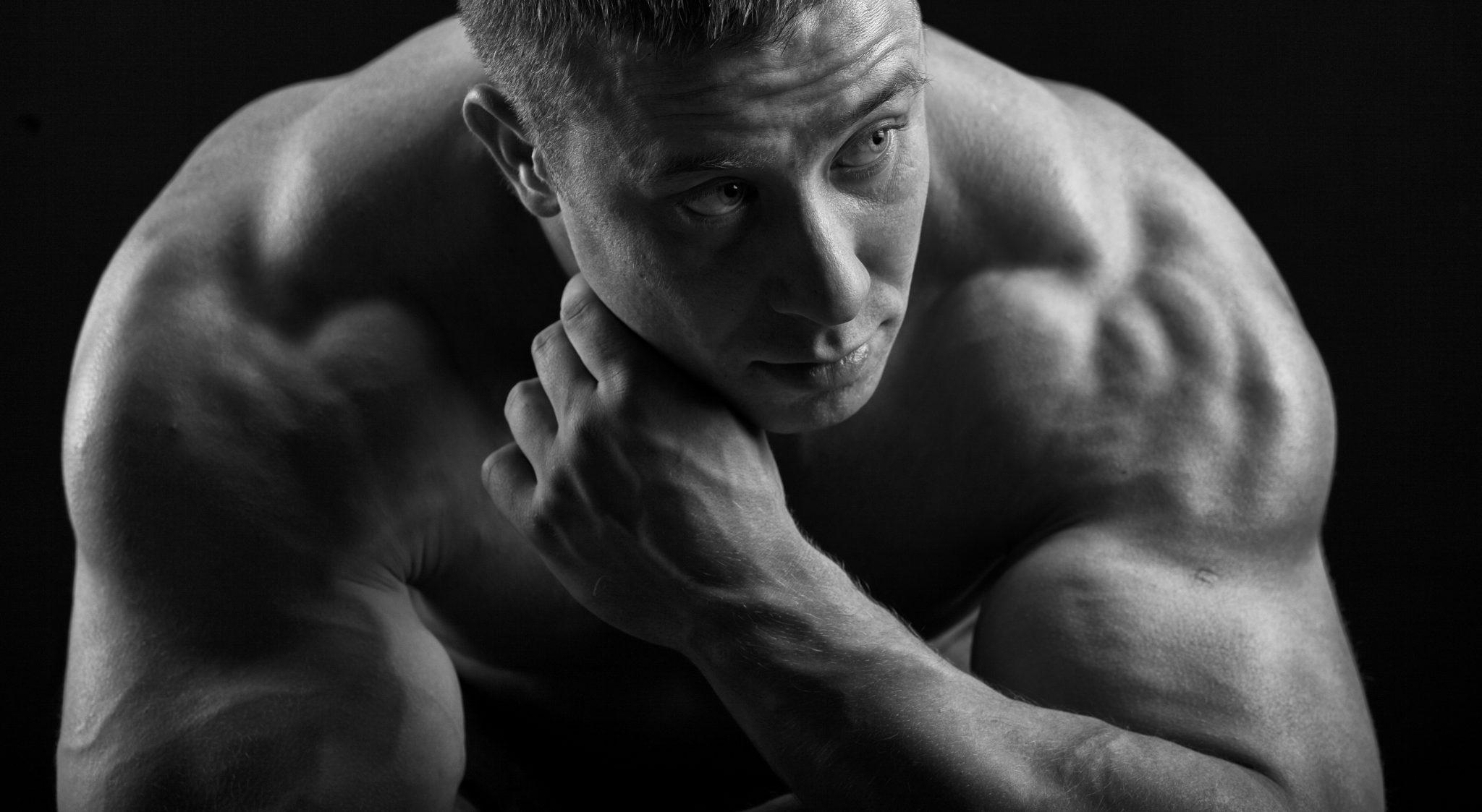 Stas Gridyayev, bodybuilder, 2012