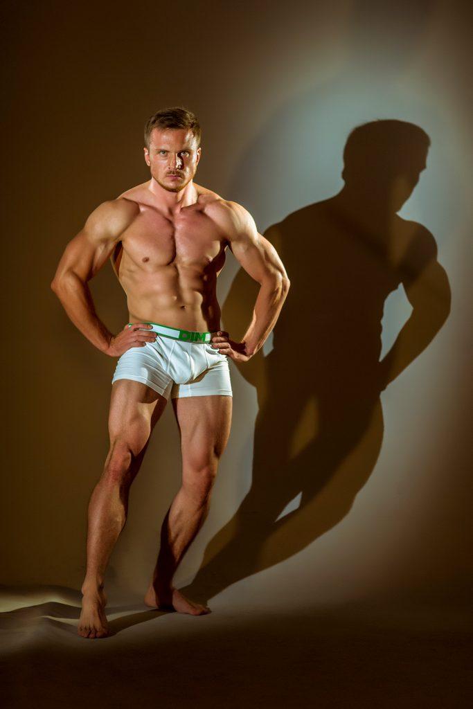 Ivan Goncharov, bodybuilder