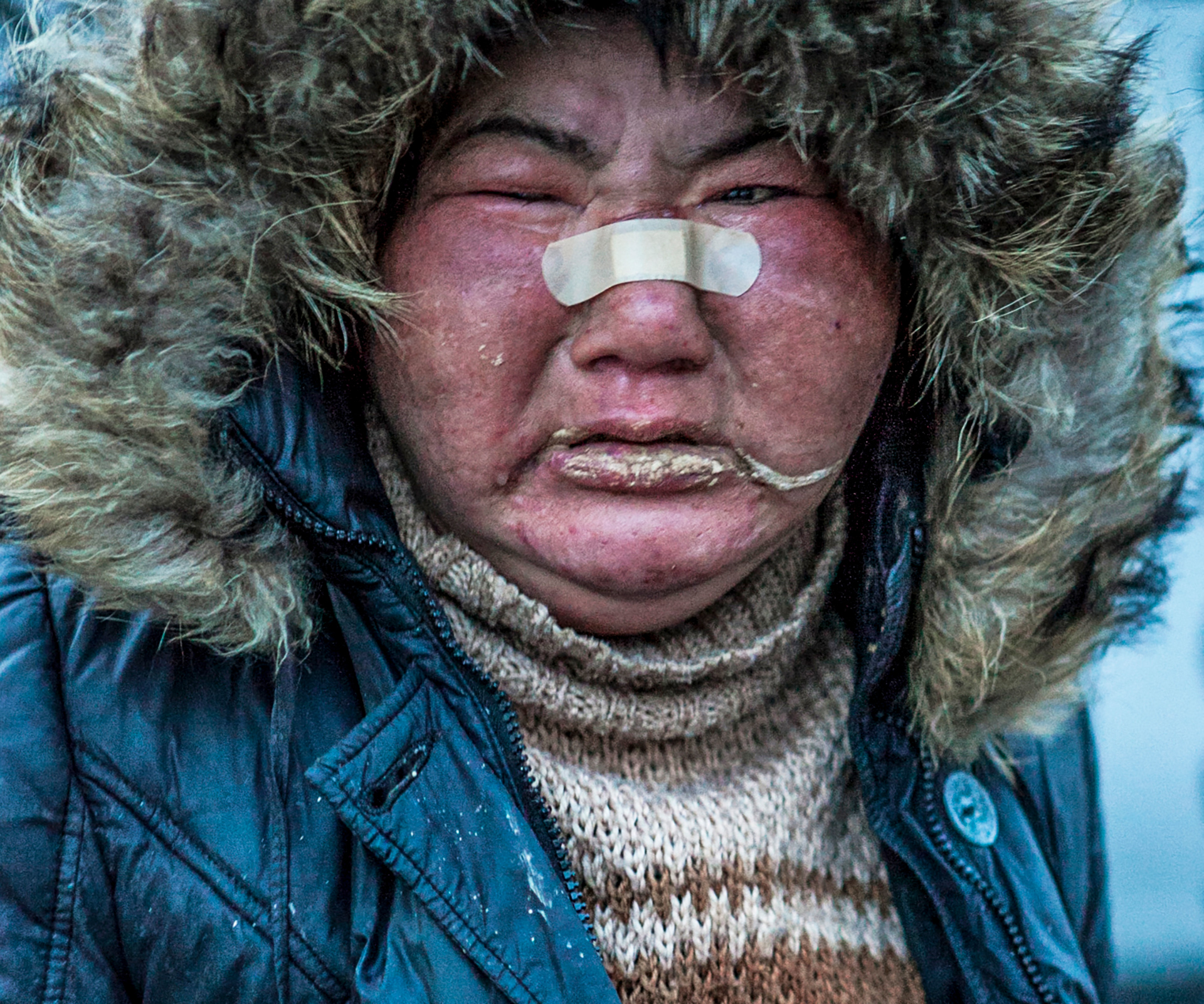 Homeless, Almaty, Kazakhstan, poverty, , cold, freezing, poor people, vagabonds, bum, trump