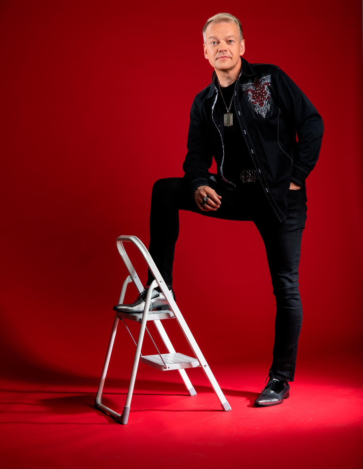 Kurt, Kurre Westerlund, laulaja, säveltäjänä