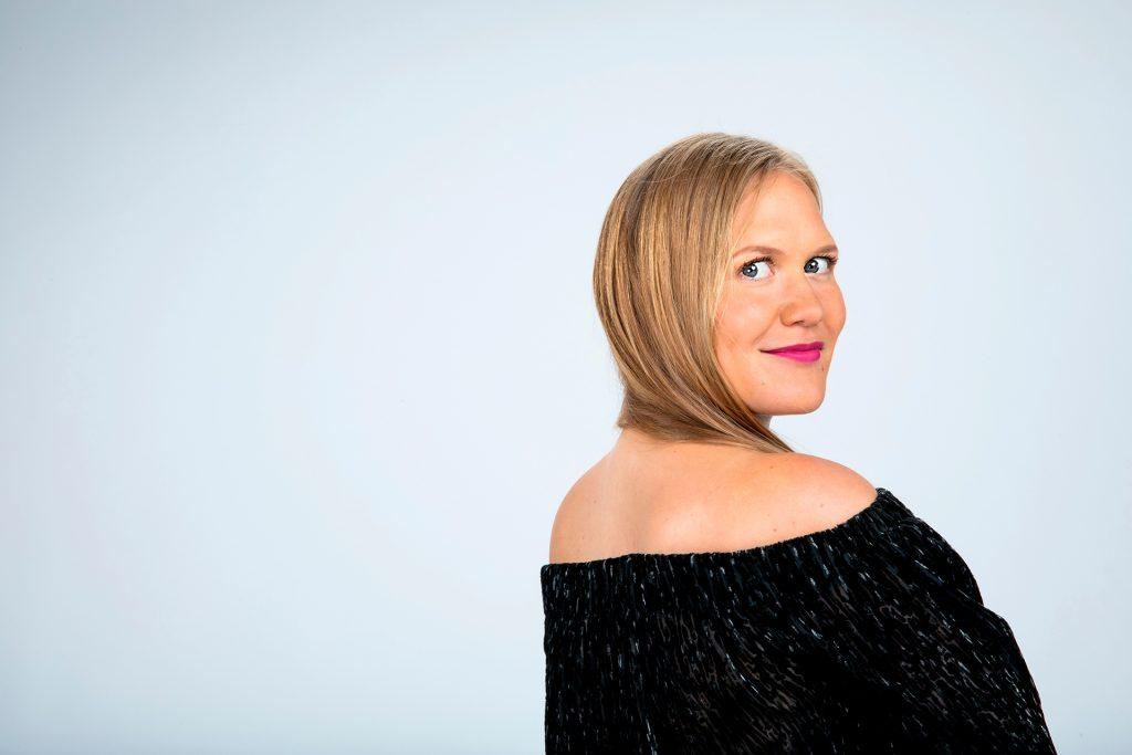 Ella Lahdenmäki, näyttelijä, 2020
