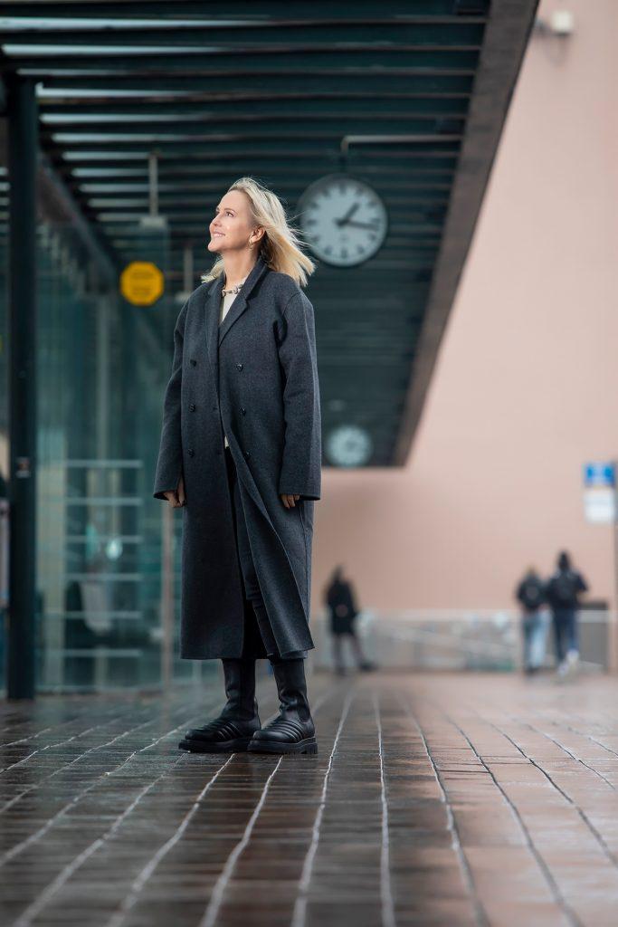 Camilla Grebe, ruotsalainen jännityskirjailija