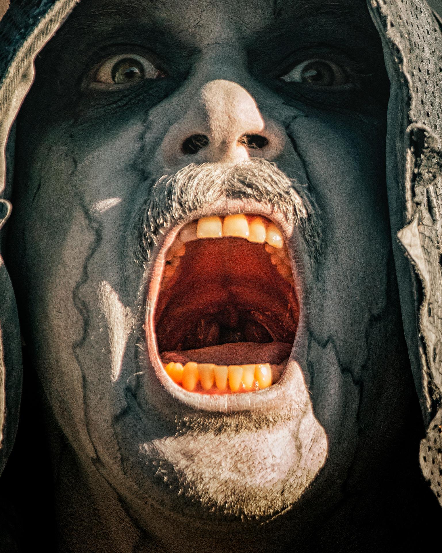 Galder, Dimmu Borgir band, guitarist, Tuska metal festival