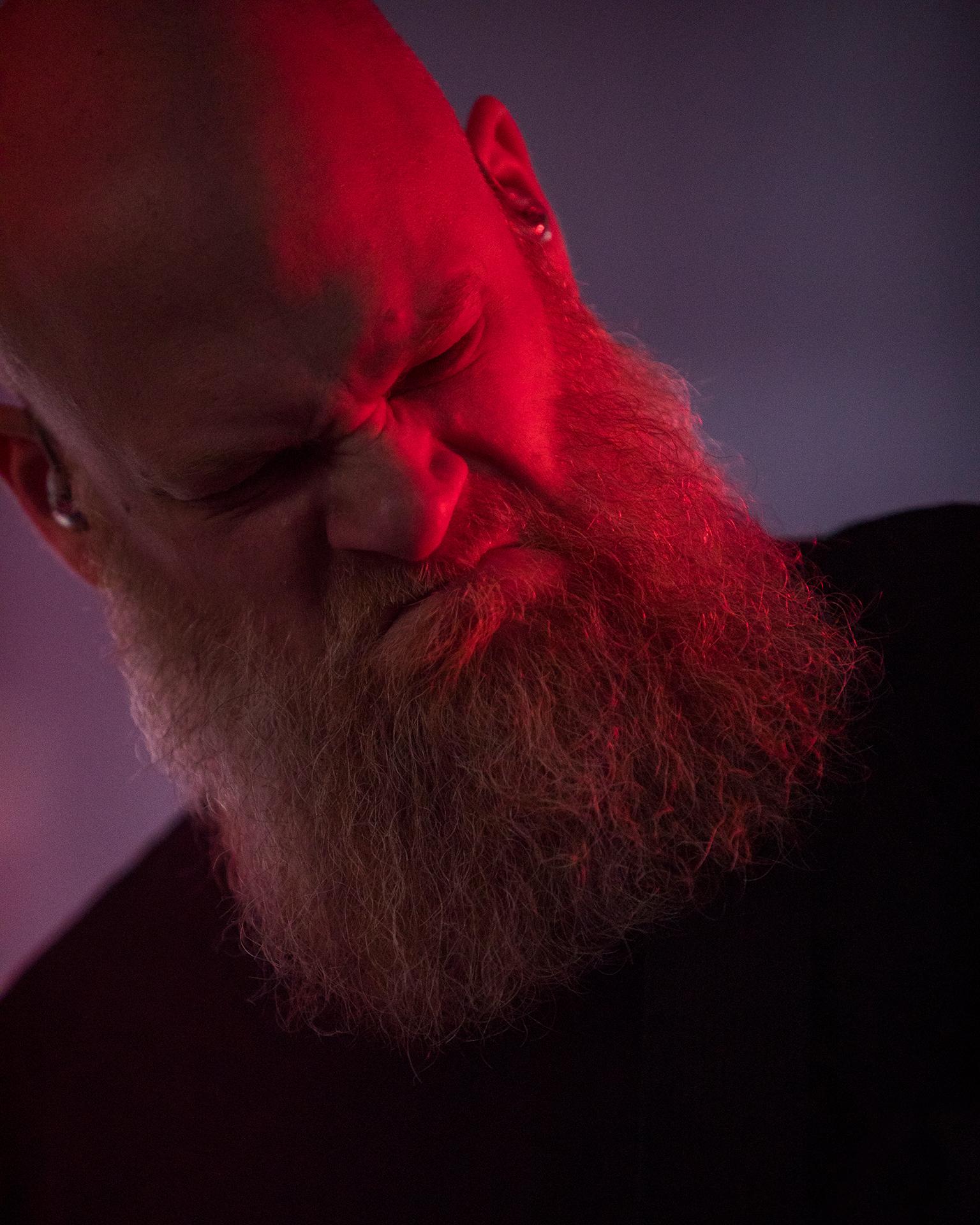 Fredrik Thordendal, guitarist, Meshuggah, Tuska metal festival