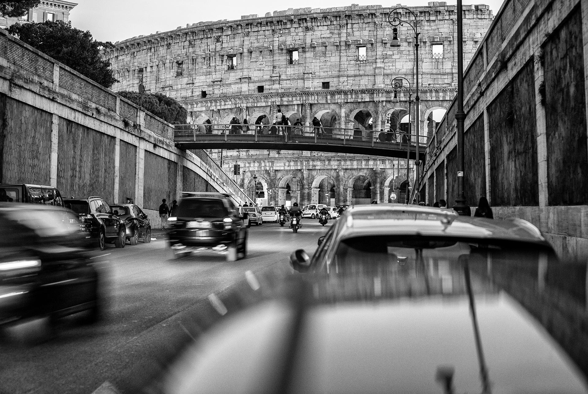 Roman Colosseum, Italy, Colosseo, Rome