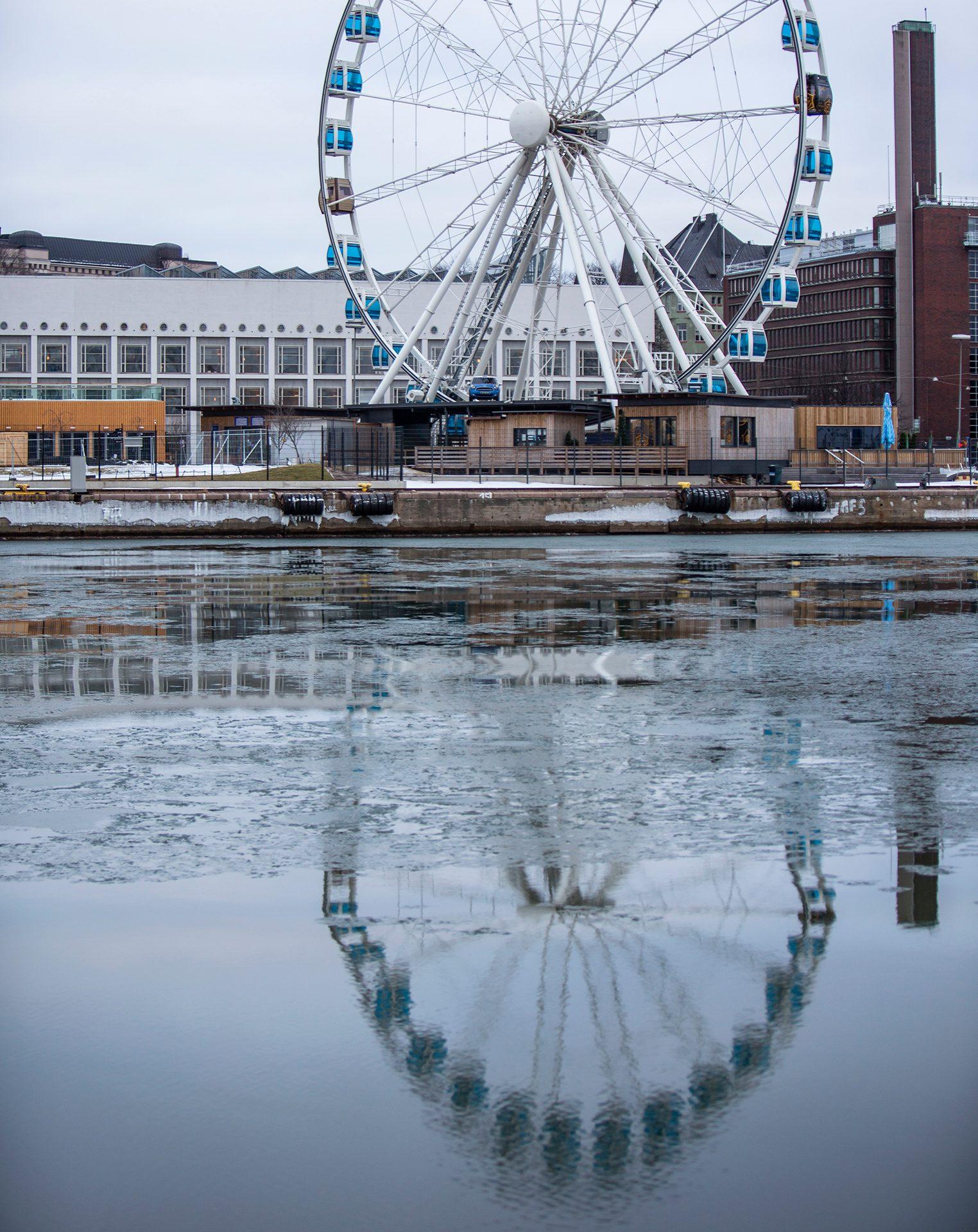 Skywheel, Helsinki, Finland, Suomi