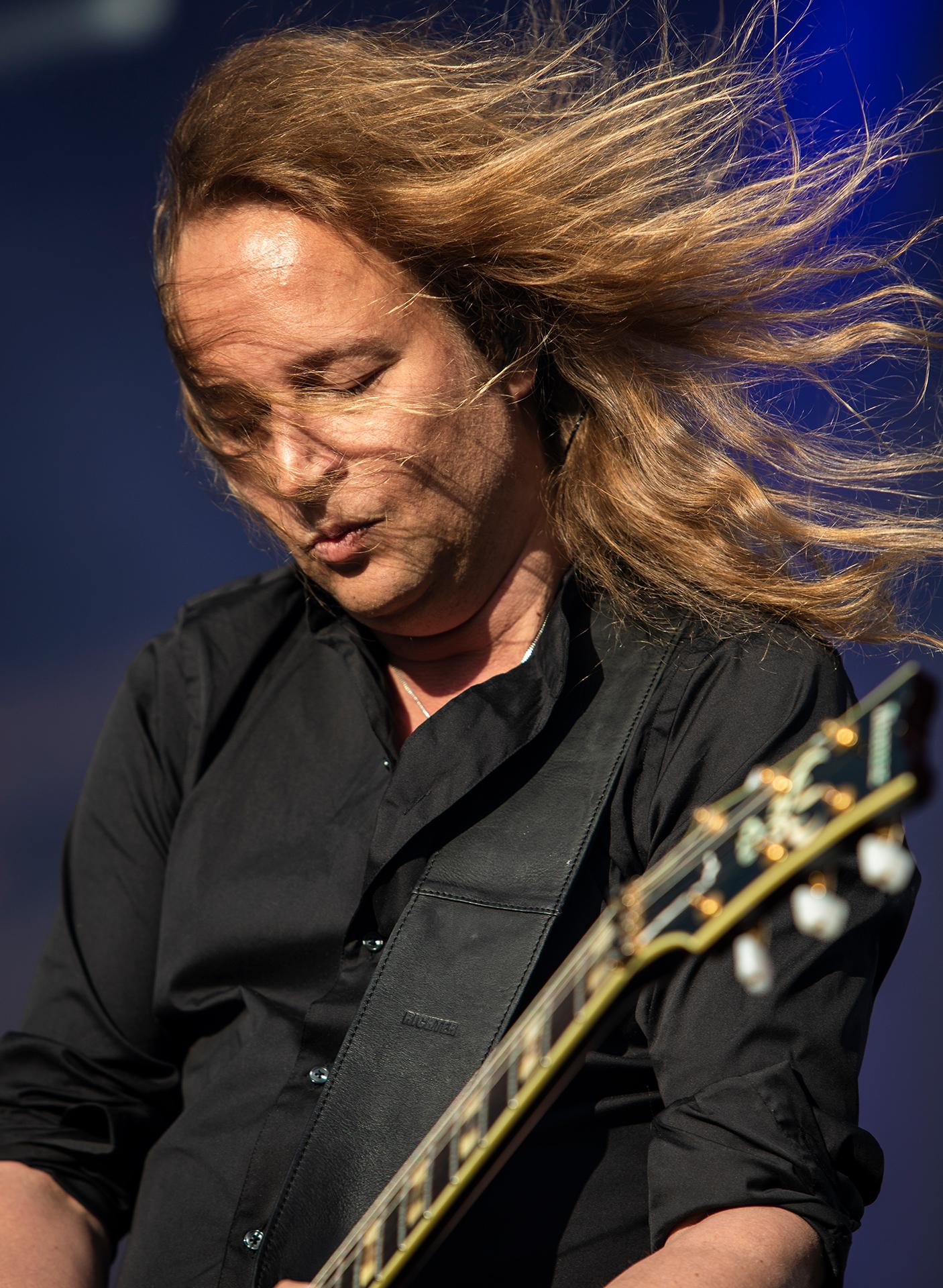 Sami Yli-Sirniö, Kreator, Tuska metal festival, metal music