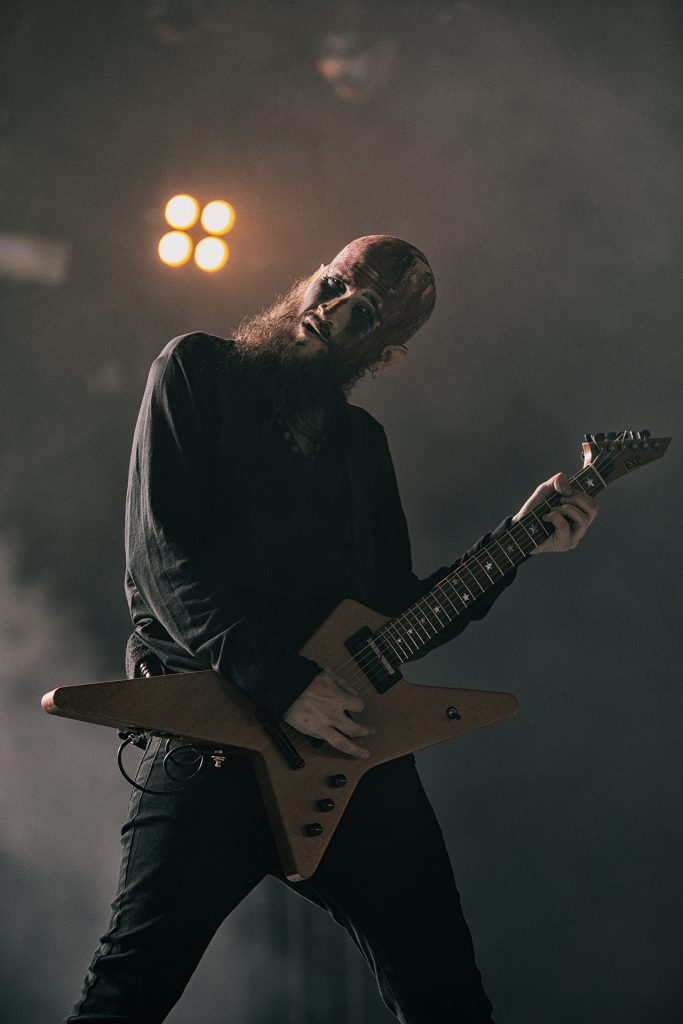 Henri Sorvali, Moonsorrow, Tuska metal festival