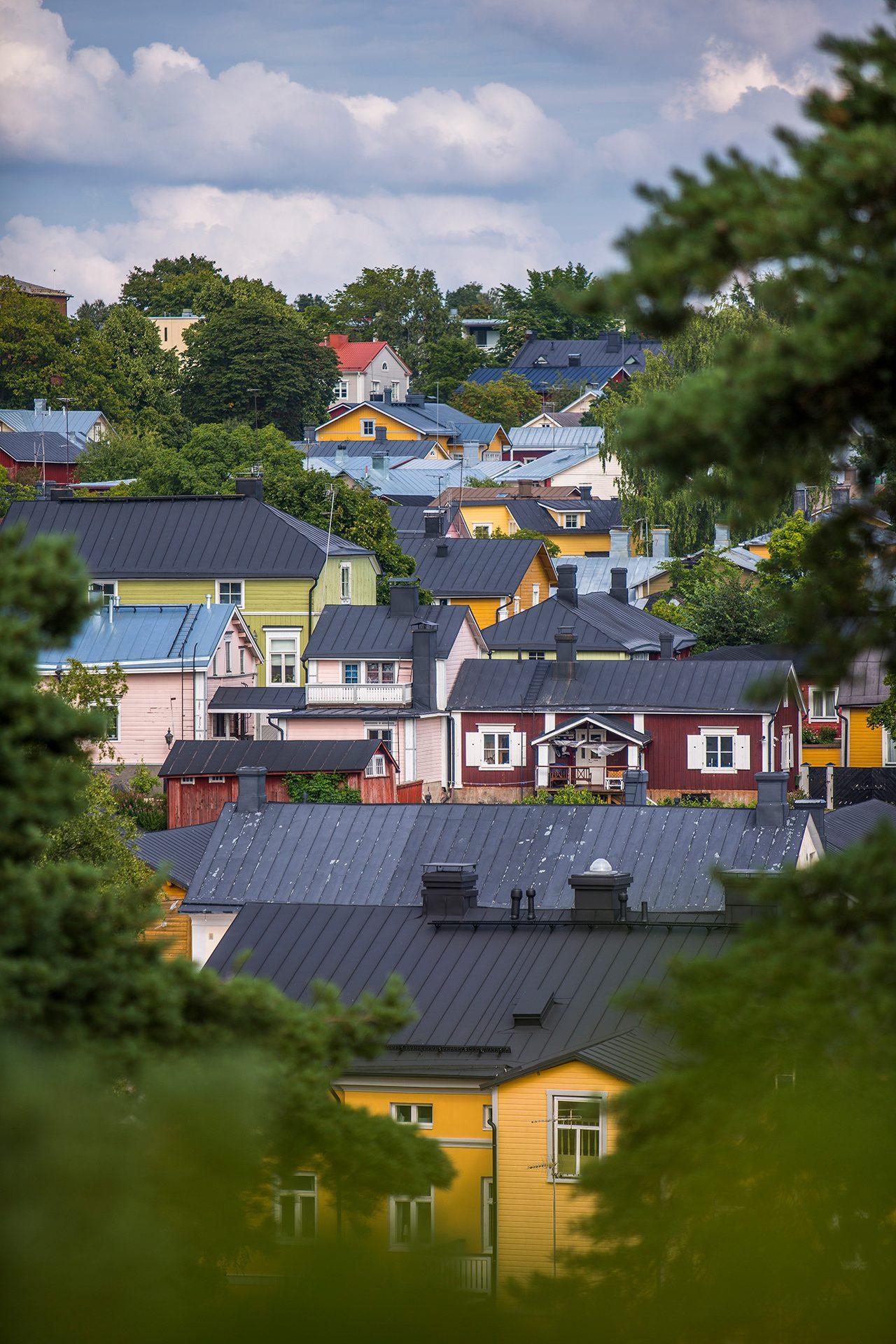 Porvoo, Finland, Suomi, kesä, summer