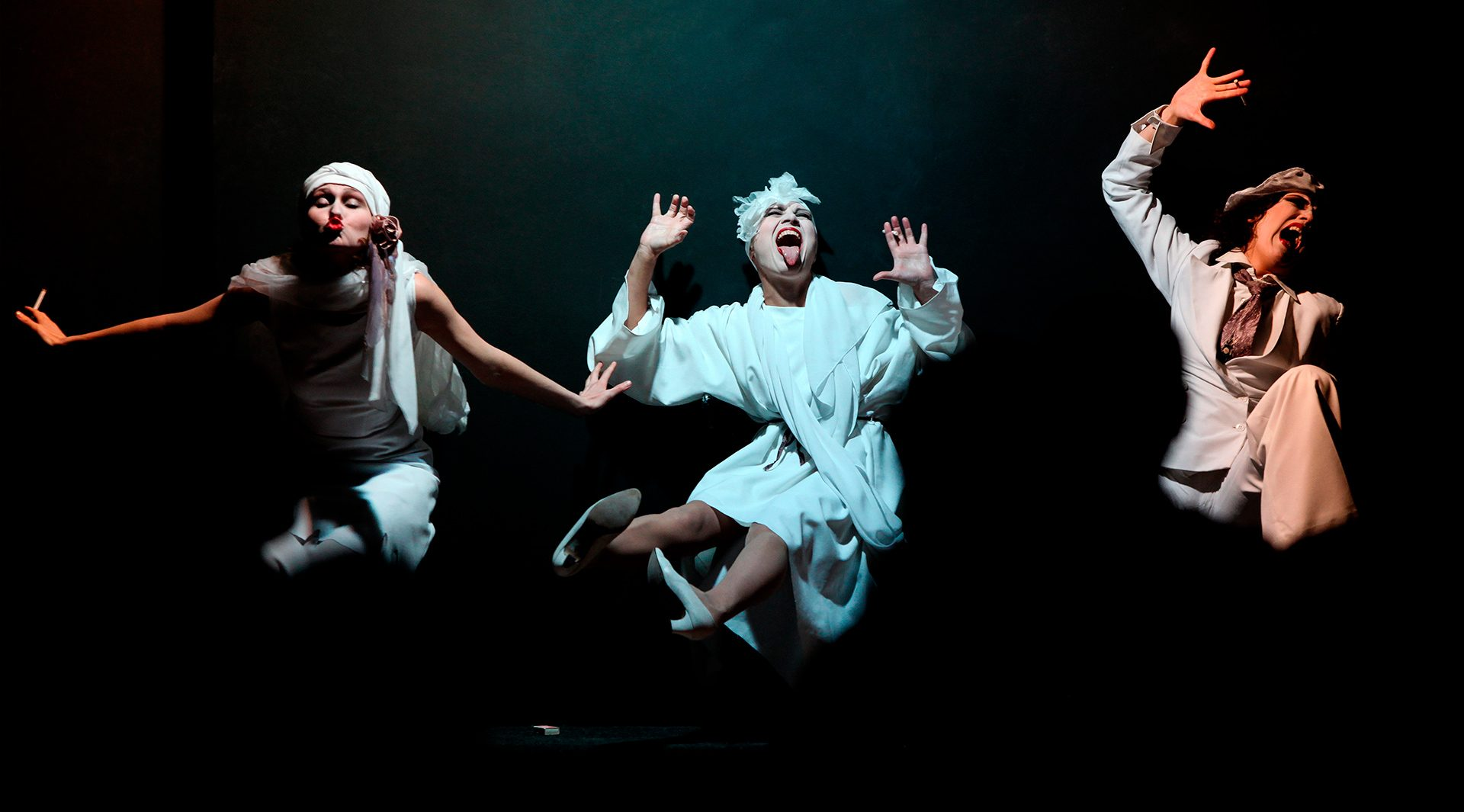 Special Vagon, play by Art&Shock theatre, Almaty
