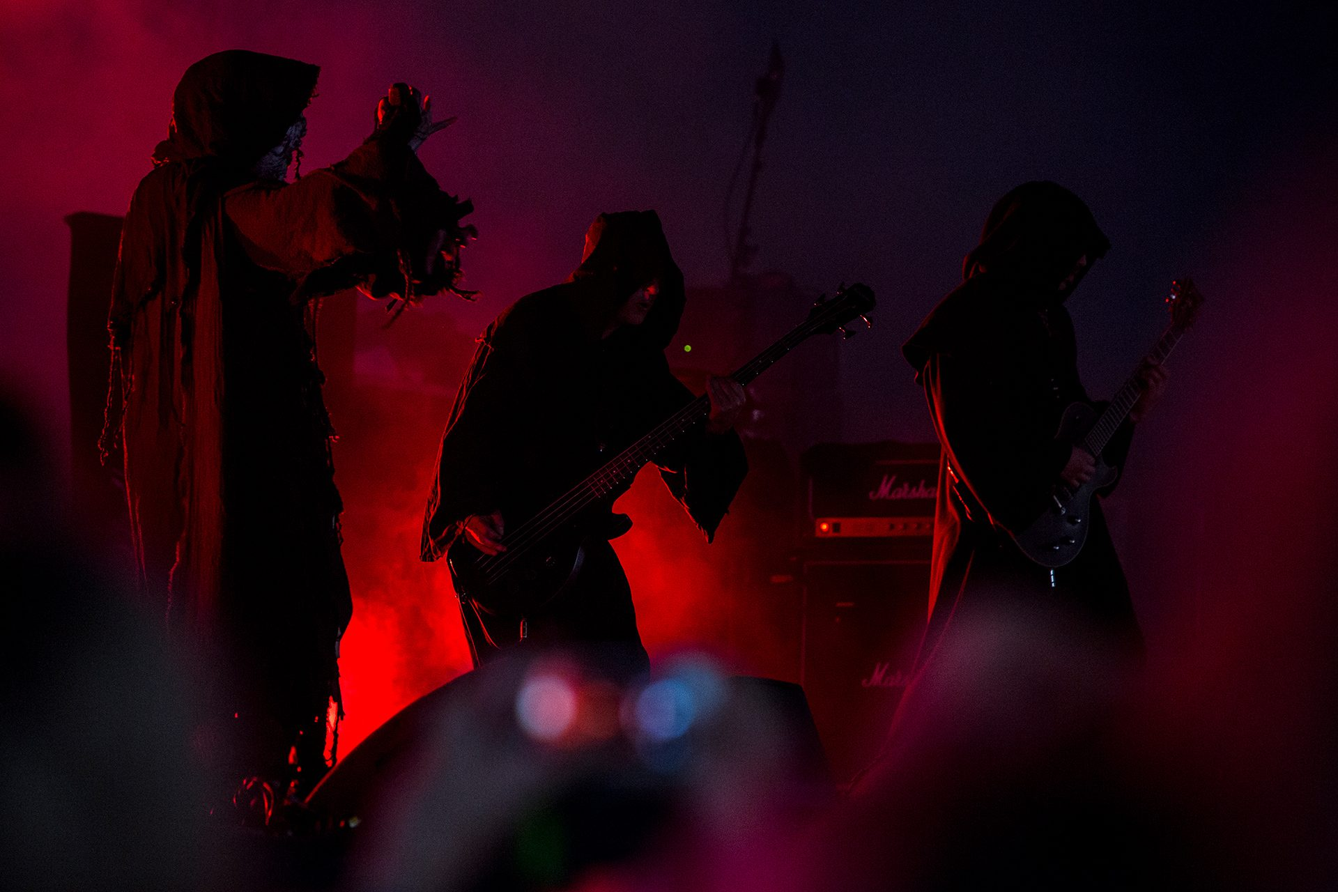 Jonas Åkerlund, Mayhem band, Tuska metal festival