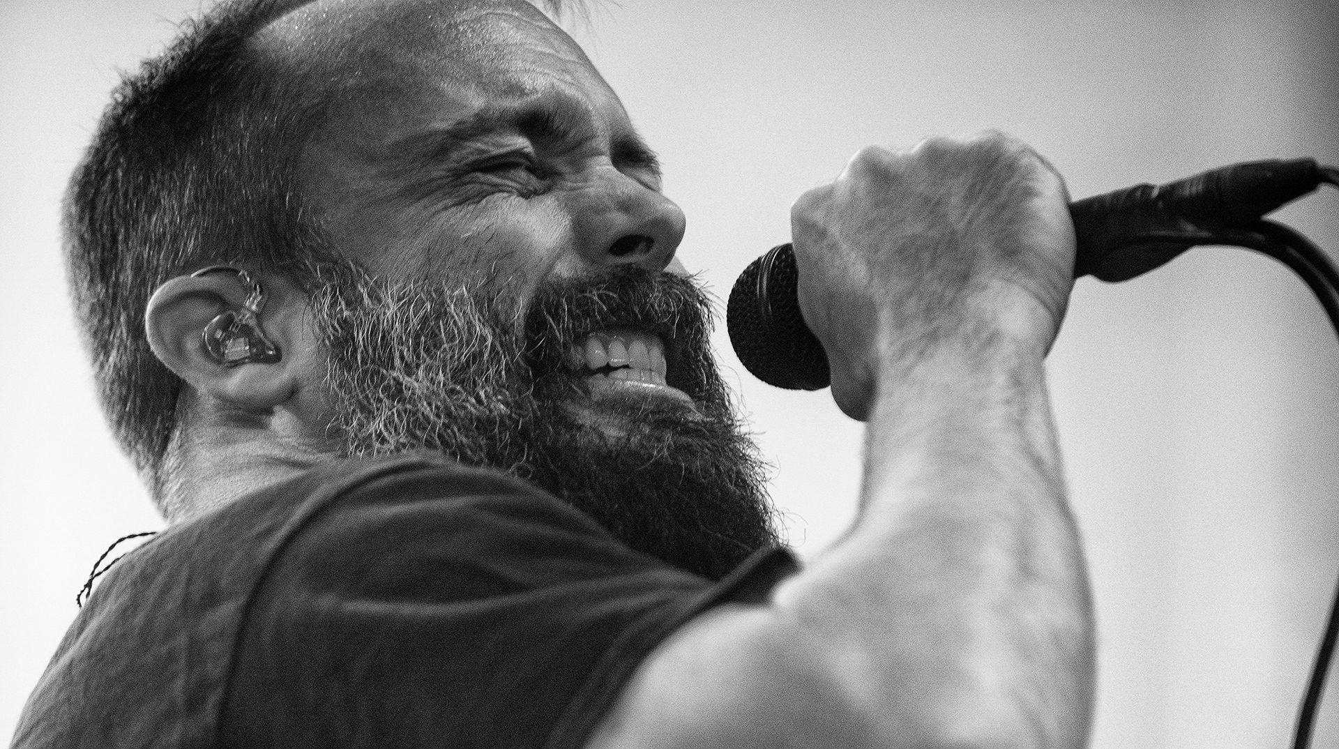 Neil Fallon, Clutch band, vocalist, Tuska metal festival, blues