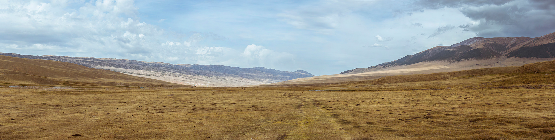 Assy plateau, Eastern Kazakhstan, steppe, nature, Central Asia