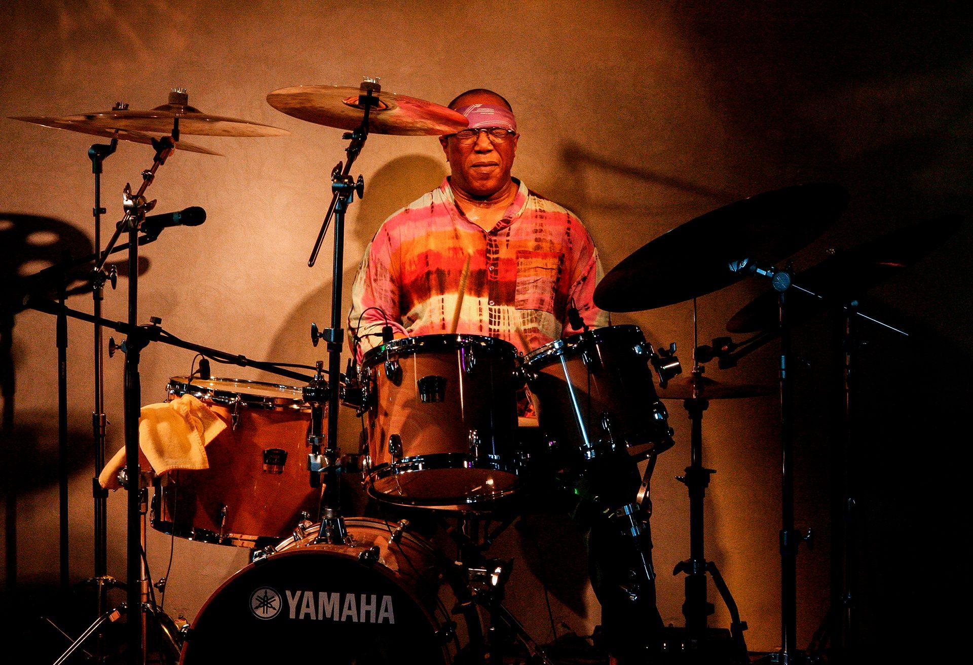 Billy Cobham, drummer, jazz, Miles Davis, Mahavishnu Orchestra, Jack Bruce, New York Jazz Quartet, Jazz Is Dead, Bobby and the Midnites, Mark-Almond, George Duke