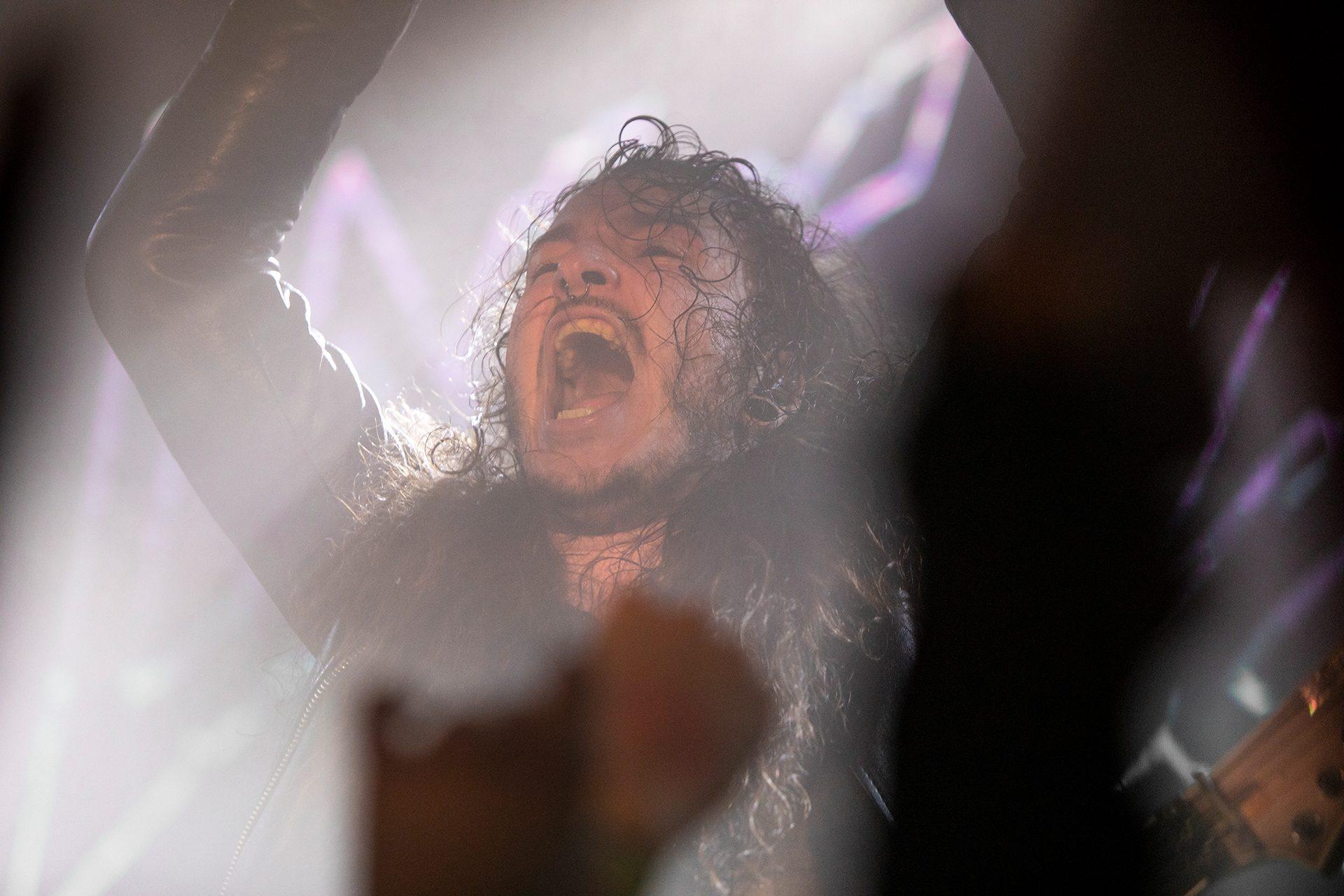 Samy Elbanna, Lost Society, band, Tuska metal festival