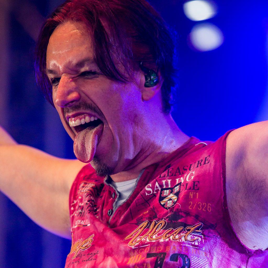 Tony Kakko, Sonata Arctica, Tuska metal festival