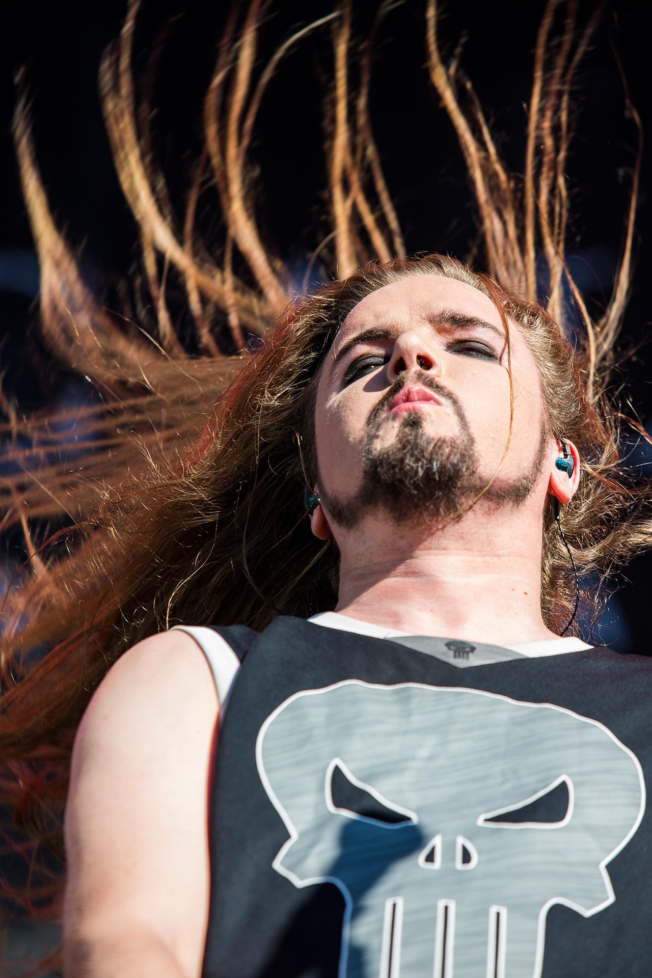 Perttu Kivilaakso, Apocalyptica band, Tuska metal festival
