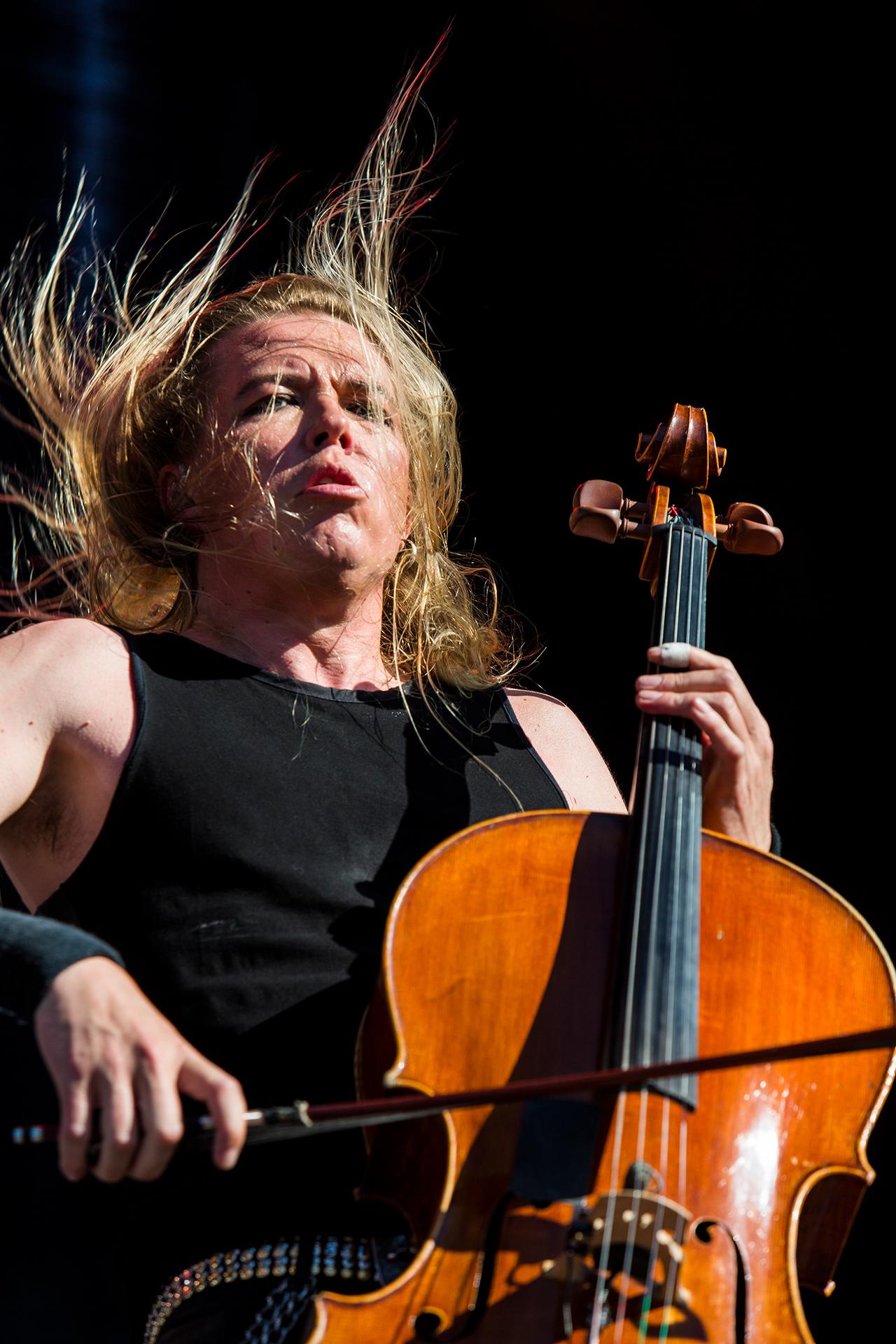 Eicca Toppinen, Apocalyptica band, Tuska metal festival