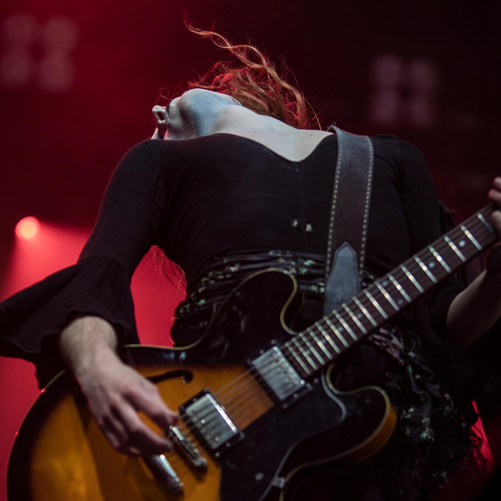 Jonathan Hulten, Tribulation, Tuska metal festival