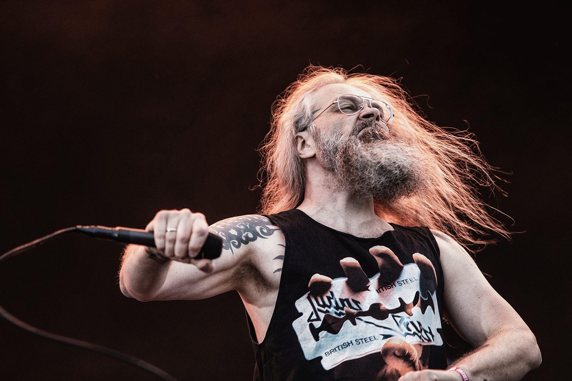 Marko Annala, Mokoma, Tuska metal festival