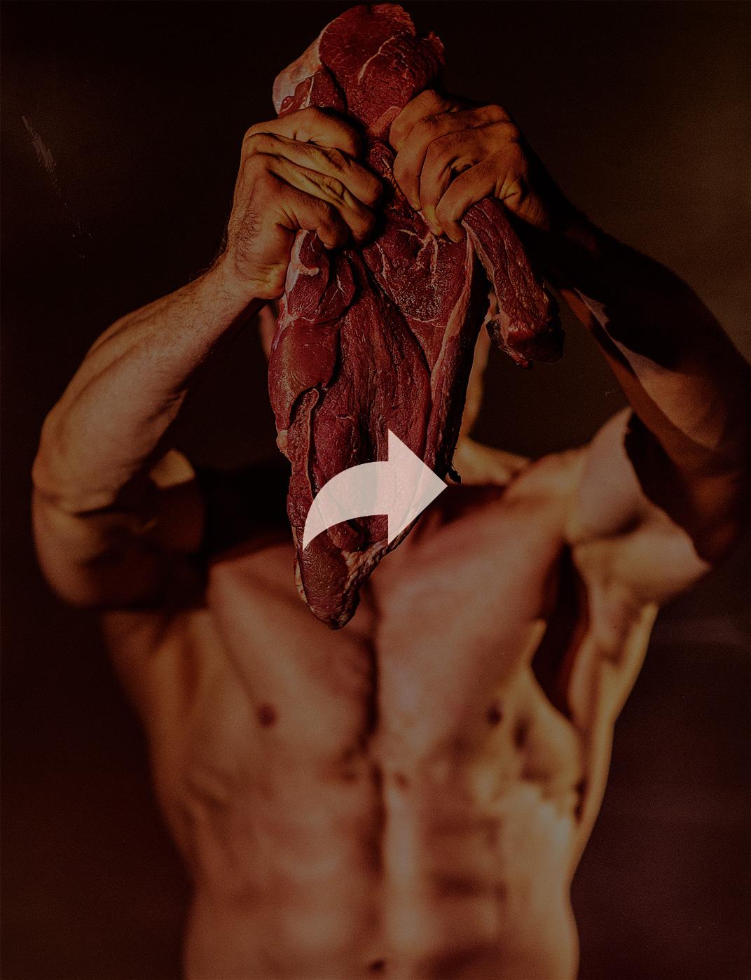 Peace of Meat, Model, Ivan Goncharov