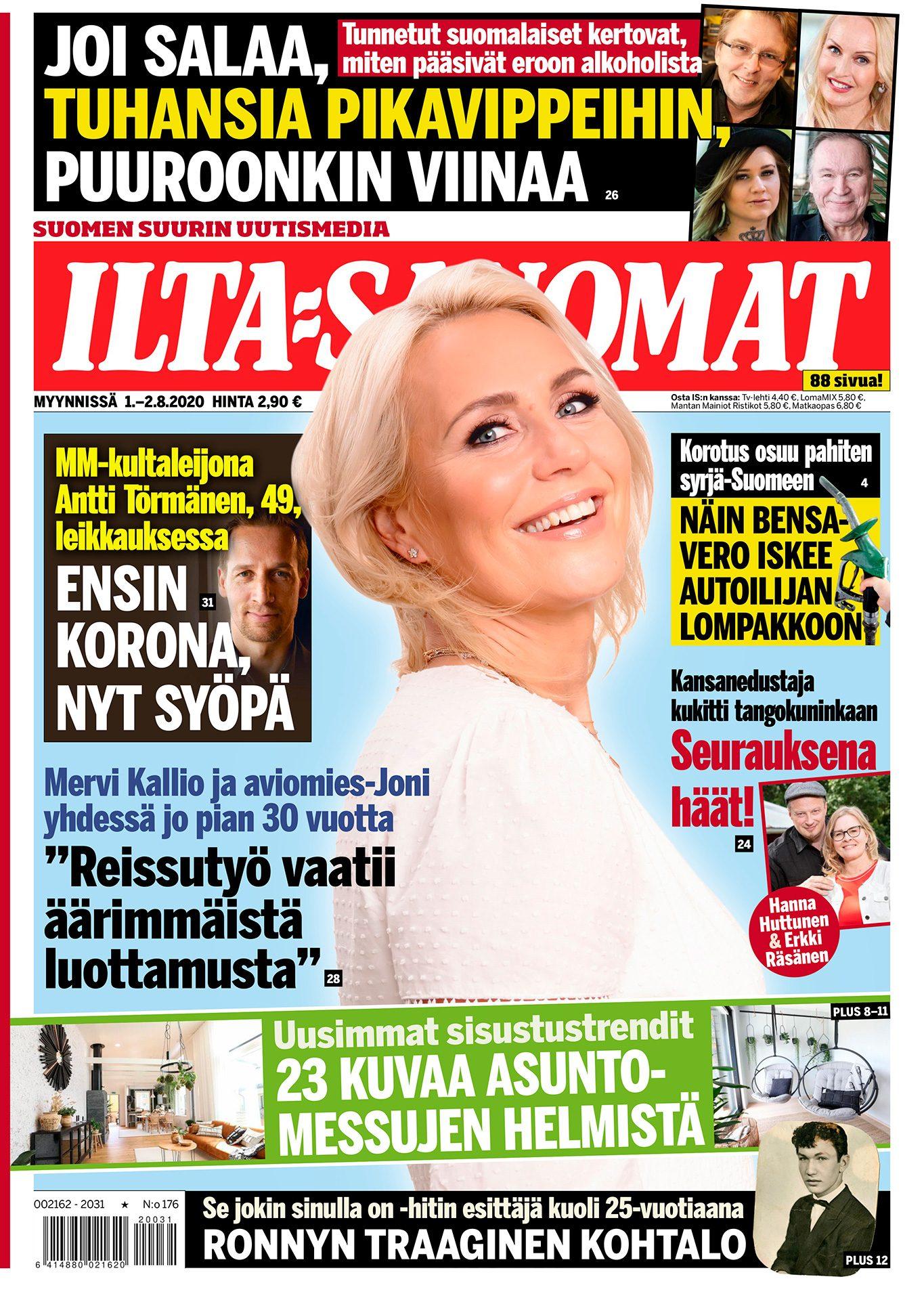 Mervi Kallio, urheilutoimittaja, MTV Sport, Tulosruutu, Formula-1
