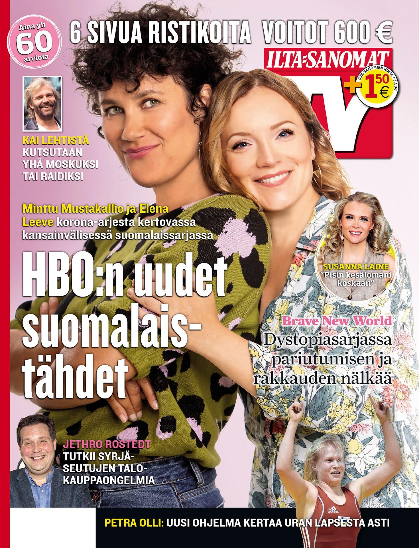 Minttu Mustakallio, Elena Leeve, näyttelijät
