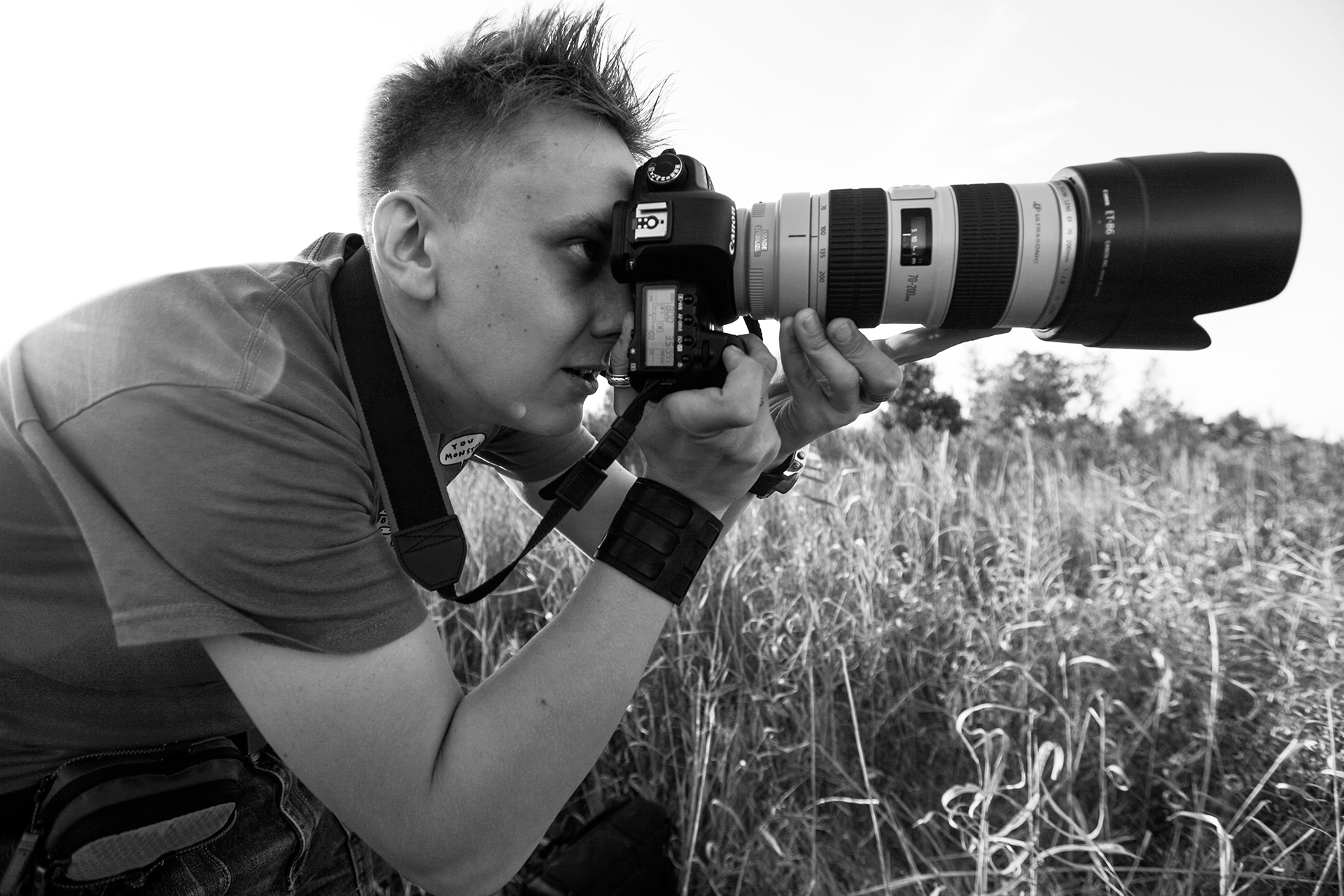 Photographer Ivan Bessedin
