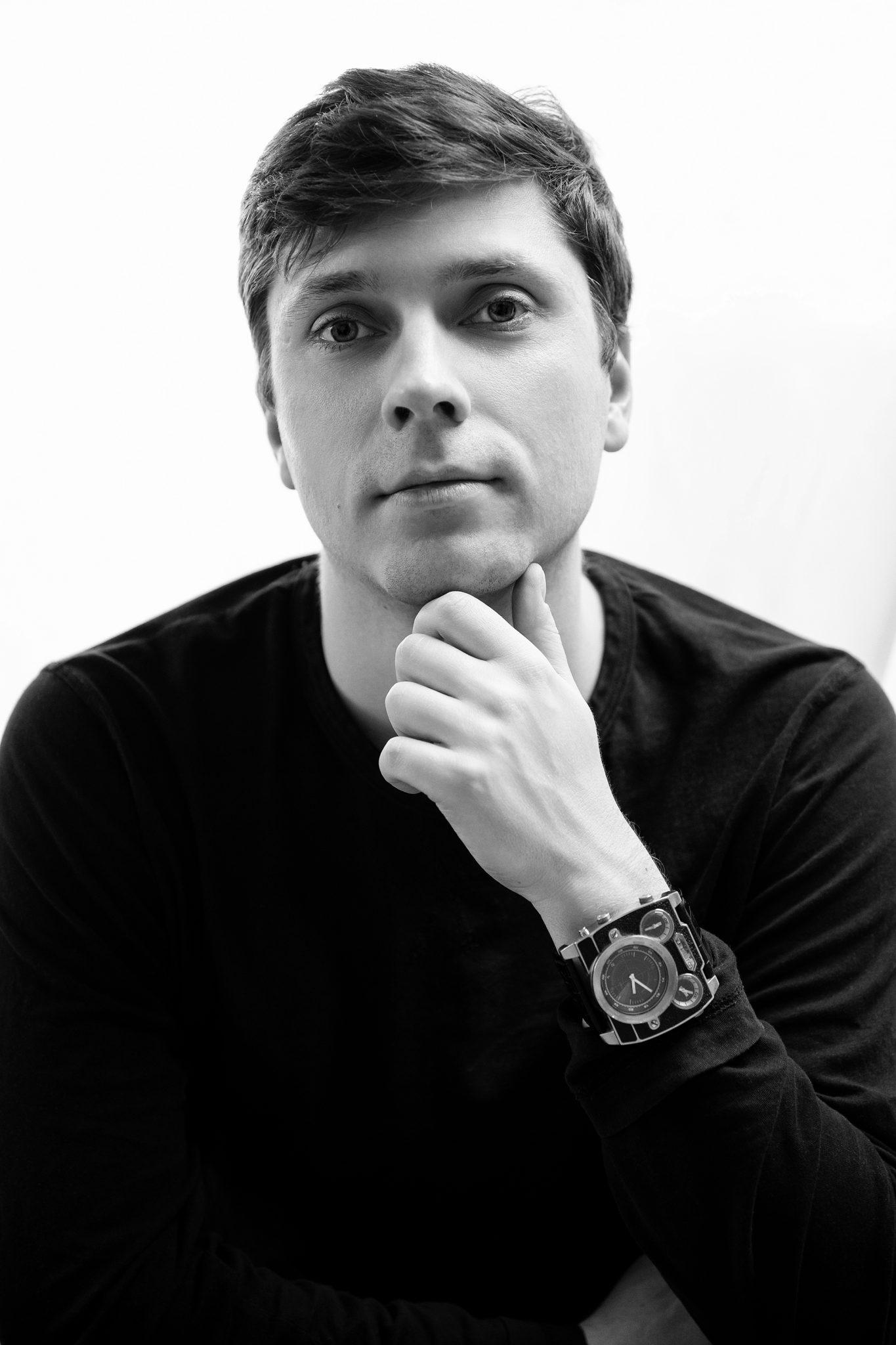 Boris, studio, muotokuva, valokuvaaja, portrait, valokuvaus