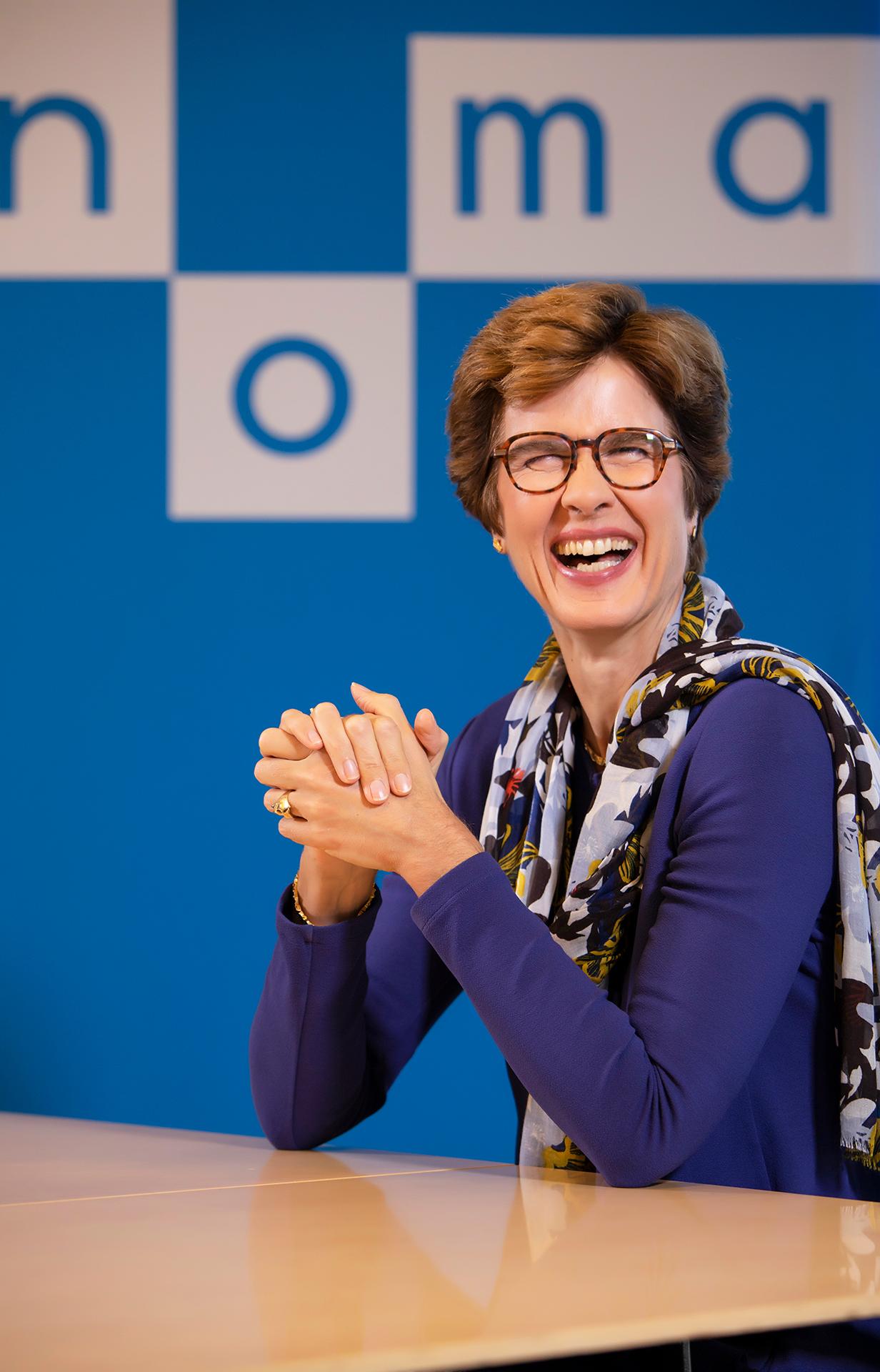 Susan Duinhoven, Sanoma Group, CEO, 2019