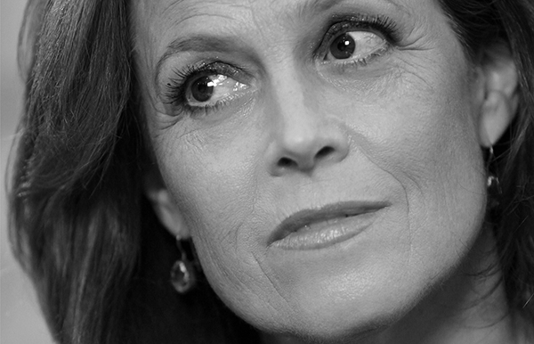 Sigourney Weaver, actress, alien